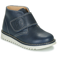 Shoes Boy Mid boots Pablosky 598323 Blue