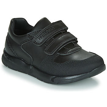 Shoes Boy Low top trainers Pablosky 720510 Black