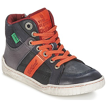 High top trainers Kickers WINCUT