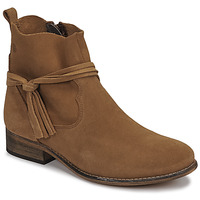 Shoes Women Mid boots Betty London NENESS Camel