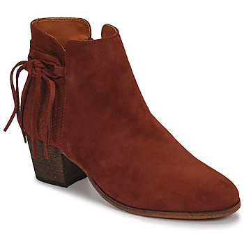 Shoes Women Ankle boots Betty London HEIDI Brick