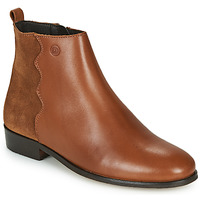 Shoes Women Mid boots Betty London HELOI Camel