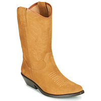Shoes Women Boots Betty London LOVA Camel