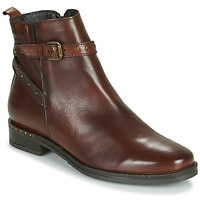 Shoes Women Mid boots Betty London NORIA Brown