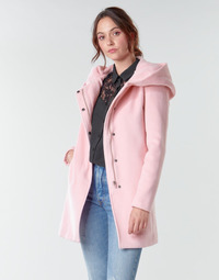 material Women coats Moony Mood NANTE Pink
