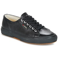 Shoes Low top trainers Superga 2750 FGLU Black