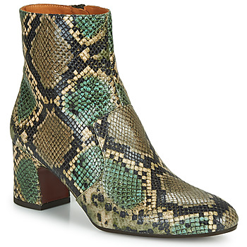 Shoes Women Ankle boots Chie Mihara NERINA Reptile