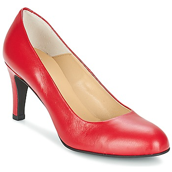 Shoes Women Court shoes Perlato JULIANO Red