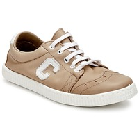 Shoes Girl Low top trainers Chipie SAVILLE Beige