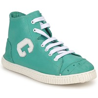 Shoes Girl High top trainers Chipie SARTANE Turquoise