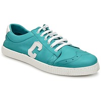 Shoes Women Low top trainers Chipie SAVILLE Turquoise