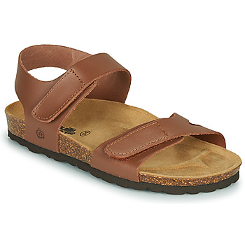 Shoes Girl Sandals Citrouille et Compagnie BELLI JOE Brown