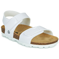 Shoes Girl Sandals Citrouille et Compagnie BELLI JOE White
