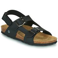 Shoes Boy Sandals Citrouille et Compagnie KELATU Black