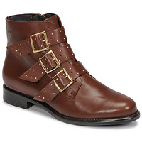 Shoes Women Mid boots Betty London LYS Camel