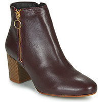 Shoes Women Ankle boots Betty London NILIVE Bordeaux
