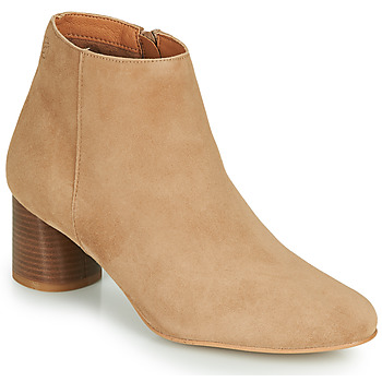 Shoes Women Ankle boots Betty London NILOVE Beige