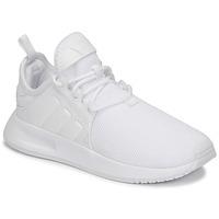 Shoes Children Low top trainers adidas Originals X_PLR C White