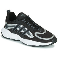 Shoes Low top trainers adidas Originals HAIWEE J Black / Grey