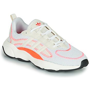 Shoes Children Low top trainers adidas Originals HAIWEE W White