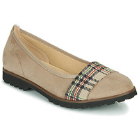Shoes Women Ballerinas Gabor  Beige