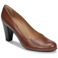 Shoes Women Court shoes So Size SEROMALOKA Brown
