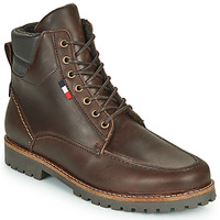 Shoes Men Mid boots So Size NOMAN Brown