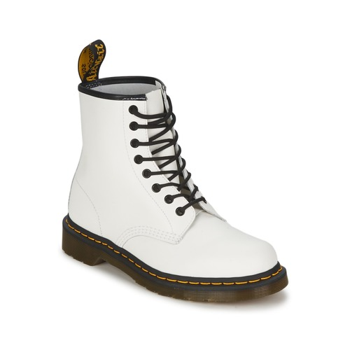 db7ee485530 Dr Martens 1460 White - Fast delivery with Spartoo Europe ! - Shoes ...