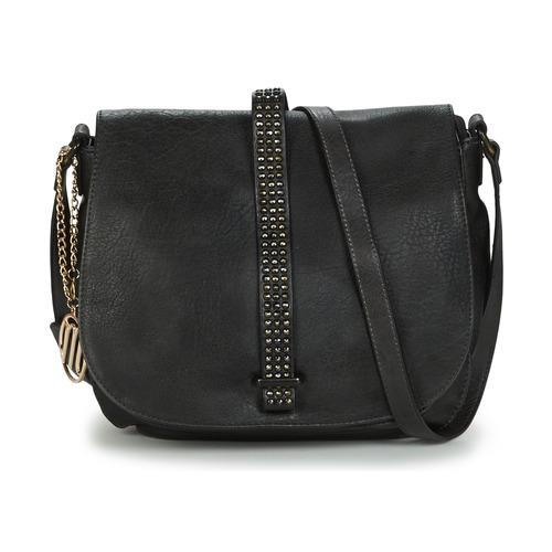 Bags Women Shoulder bags Moony Mood NAPI Black
