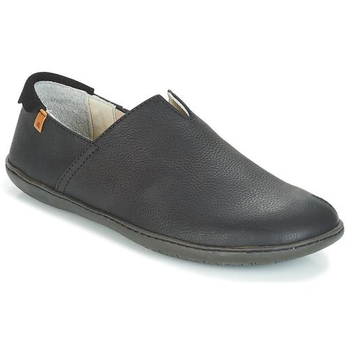 Shoes Slip ons El Naturalista EL VIAJERO Black