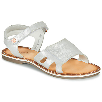 Shoes Girl Sandals Kickers DIMOITOU Silver