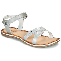 Shoes Girl Sandals Kickers DIDONC Silver