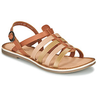 Shoes Girl Sandals Kickers DIXON Gold