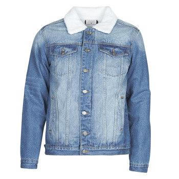 material Men Denim jackets Casual Attitude NOARO Blue / Medium