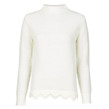 material Women jumpers Betty London NOISE Beige