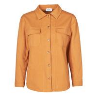 material Women Jackets / Blazers Betty London NISOI Cognac