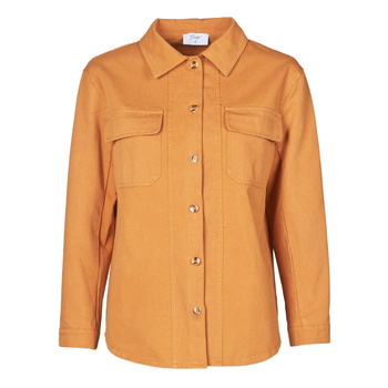material Women Jackets / Blazers Betty London NISOI Cognac