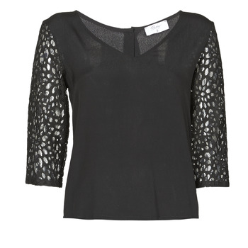 material Women Blouses Betty London NIXE Black