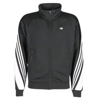 material Men Jackets adidas Originals 3STRIPE WRAP TT Black