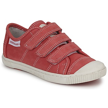 Shoes Children Low top trainers Pataugas BISTRO Red