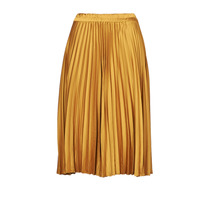 material Women Skirts Betty London NAXE Mustard
