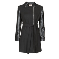 material Women coats Moony Mood NOUMEA Black