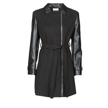 material Women coats Moony Mood NOUMEA Black