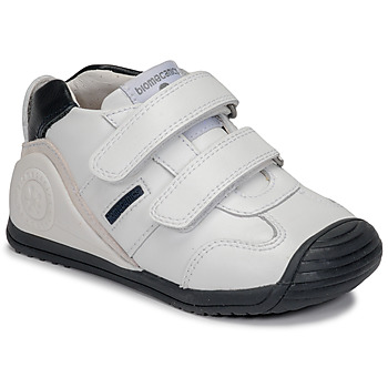 Shoes Boy Low top trainers Biomecanics BIOGATEO SPORT White