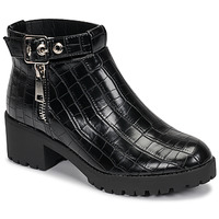 Shoes Women Mid boots Moony Mood NIETTE Black