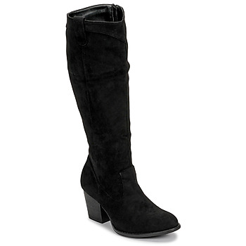 Shoes Women Boots Moony Mood NOEMA Black