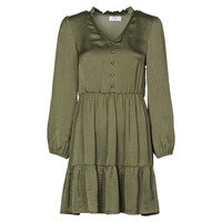 material Women Short Dresses Betty London NULIE Kaki