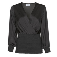 material Women Blouses Betty London NAUSSE Black