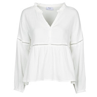 material Women Blouses Betty London NAUSSE Ecru