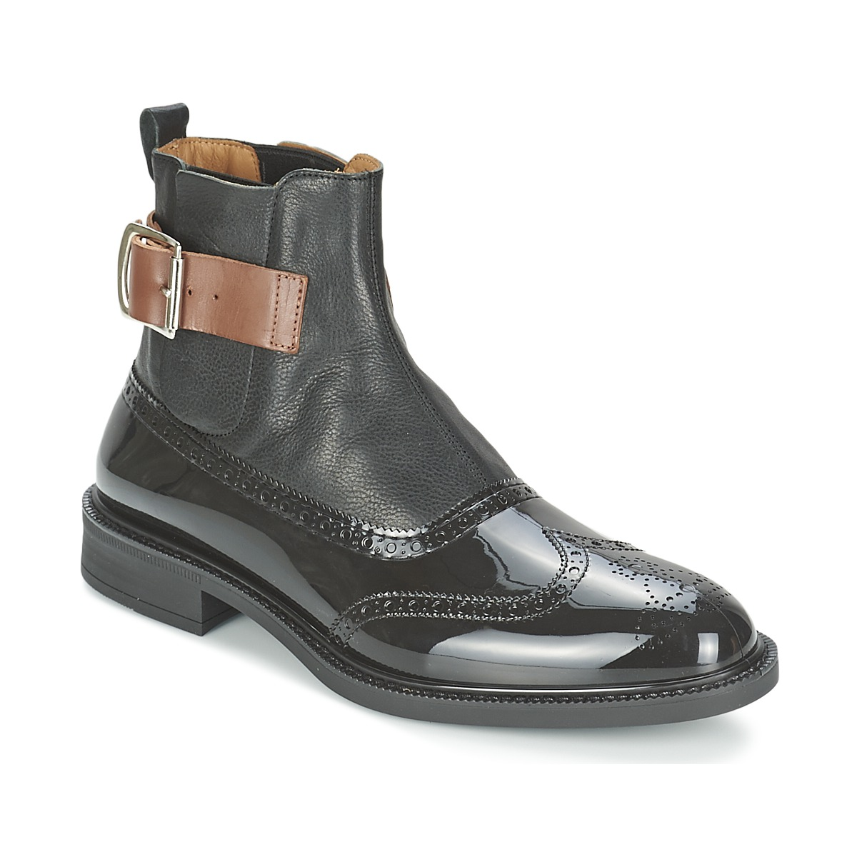 Vivienne Westwood BROGUE BOOT Black